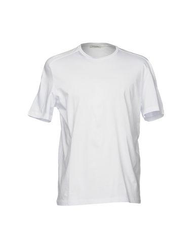Фото - Женскую футболку PAOLO PECORA белого цвета