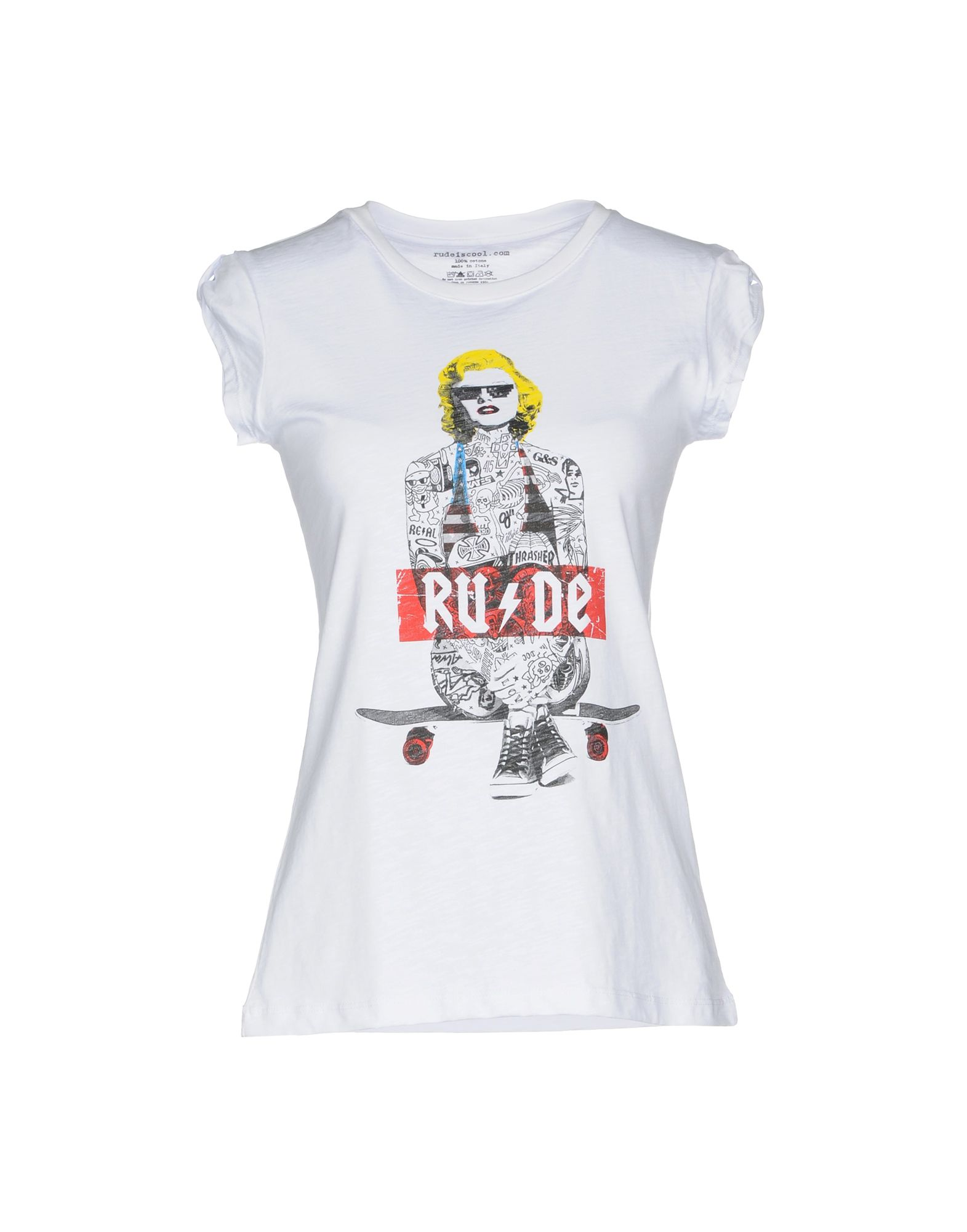 RUDE IS COOL Футболка футболка rude riders футболка