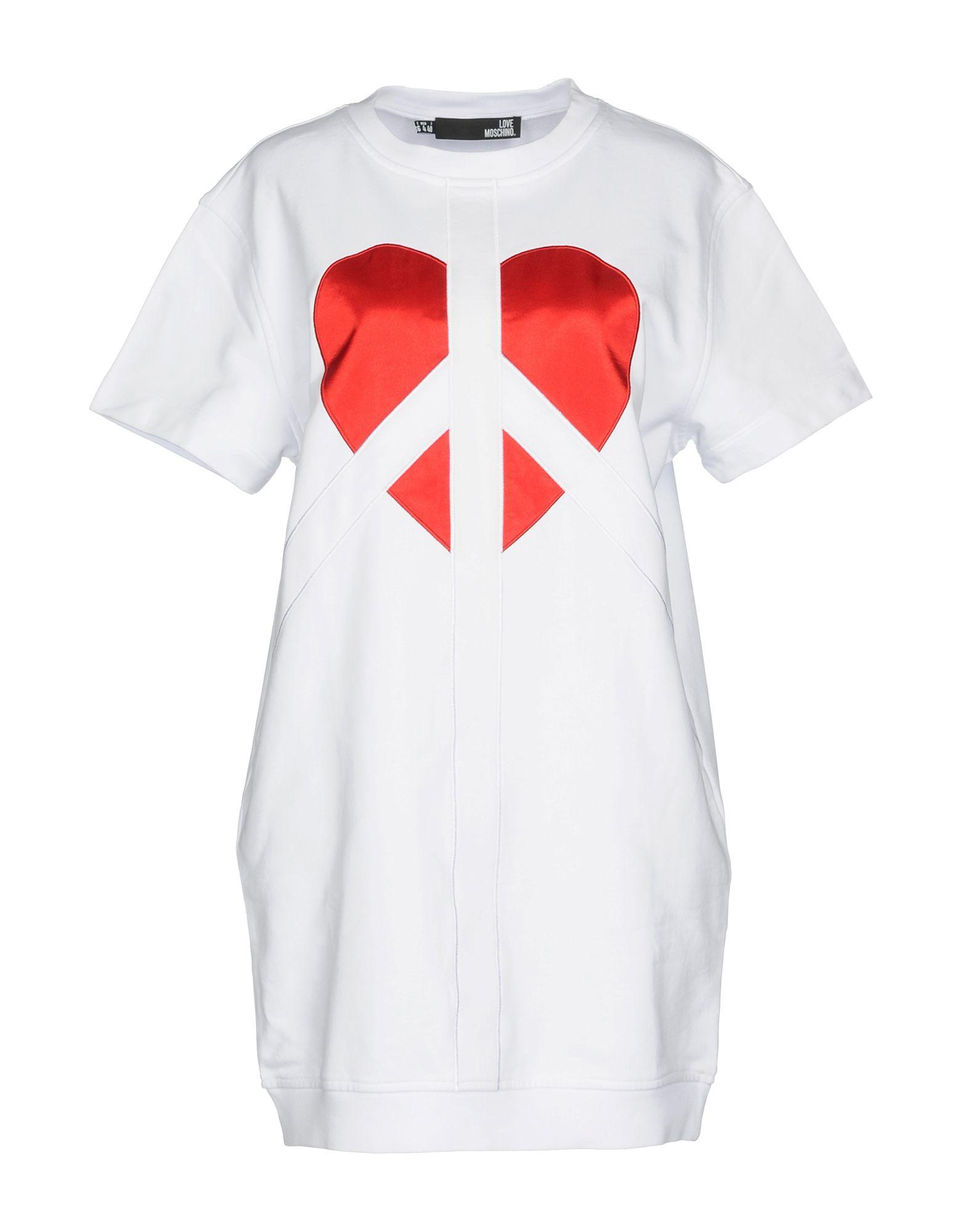 LOVE MOSCHINO Короткое платье love moschino короткое платье
