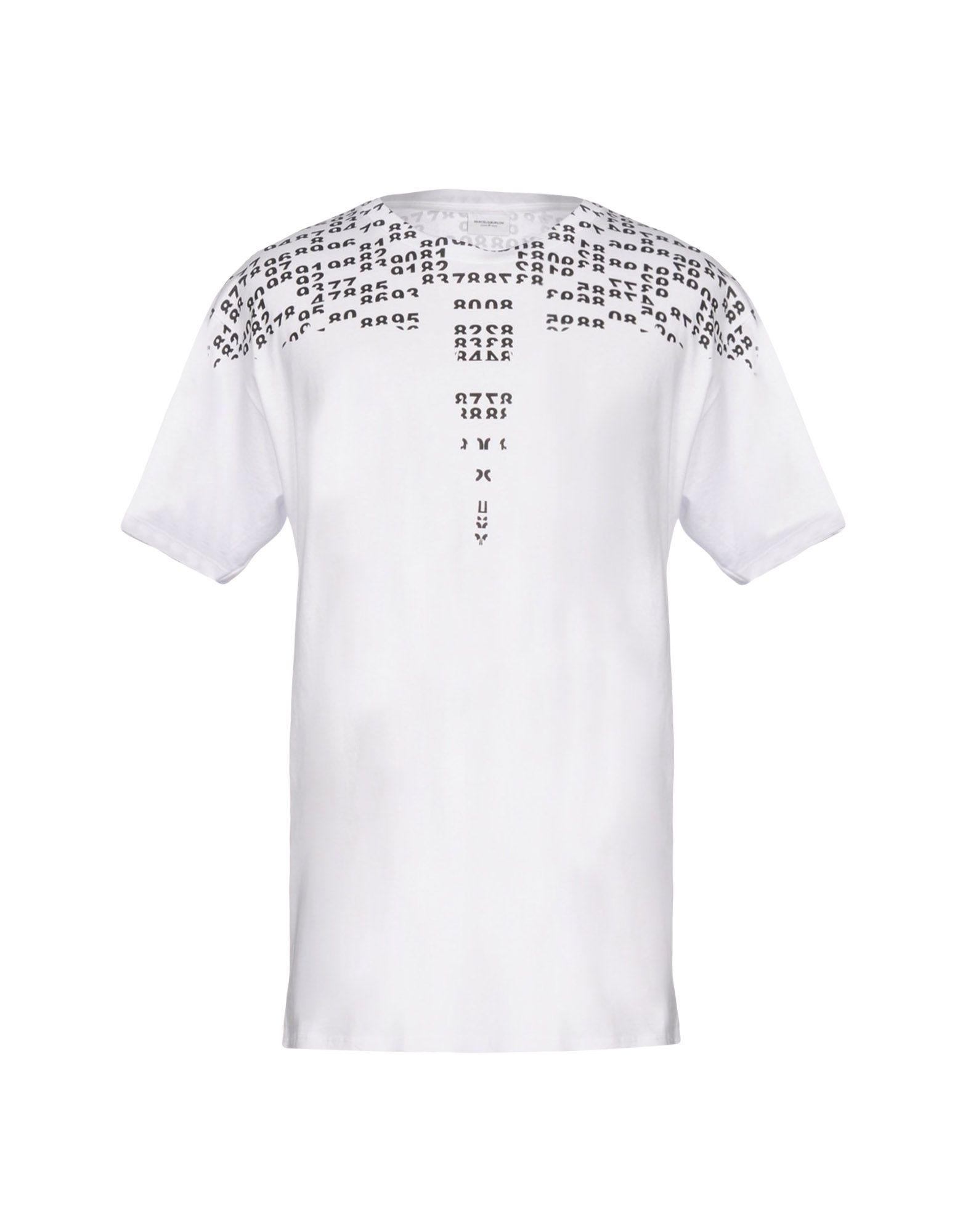 MARCELO BURLON Футболка marcelo burlon футболка