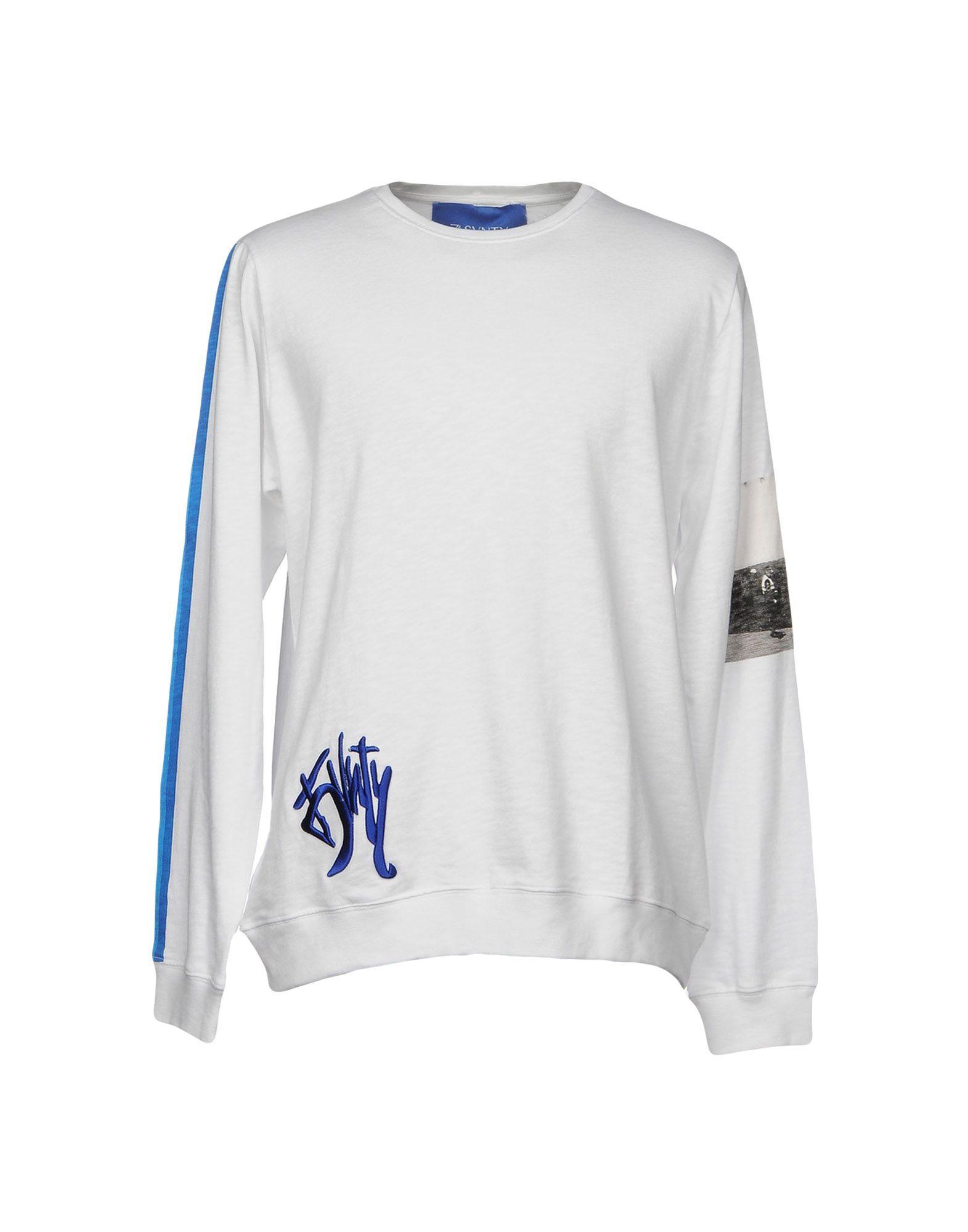 SVNTY Sweatshirt in White