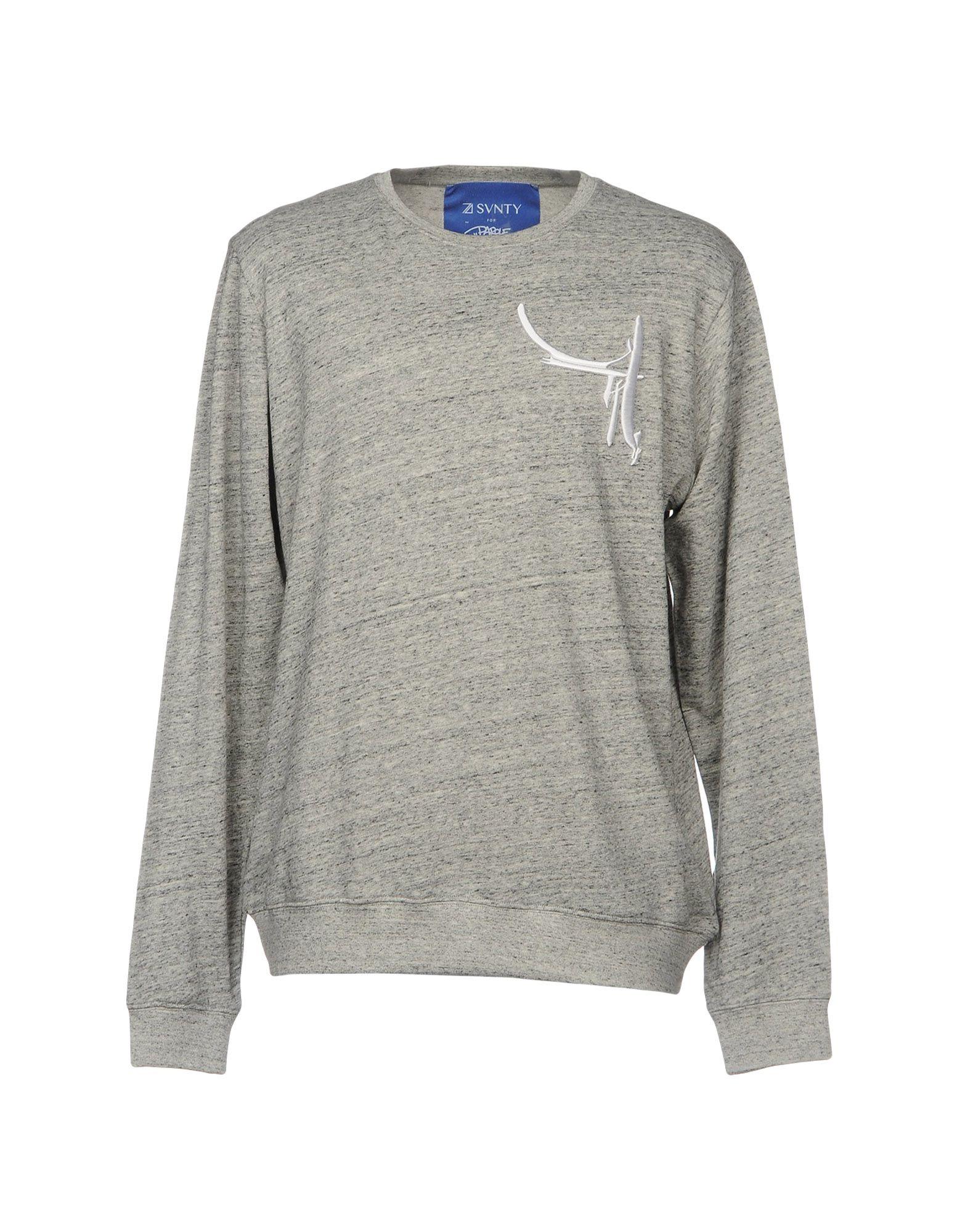 SVNTY Sweatshirt in Grey