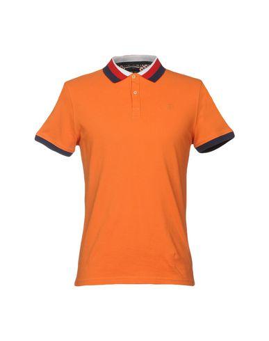 Фото - Мужское поло AT.P.CO оранжевого цвета