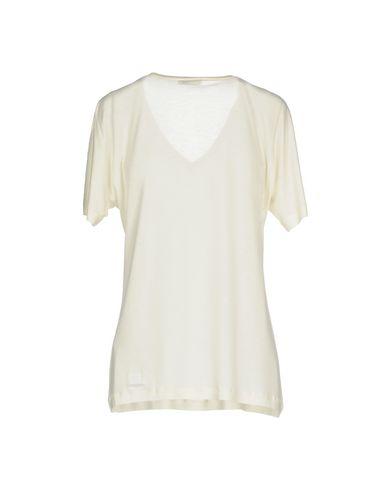 Фото 2 - Женскую футболку GRAN SASSO цвет слоновая кость