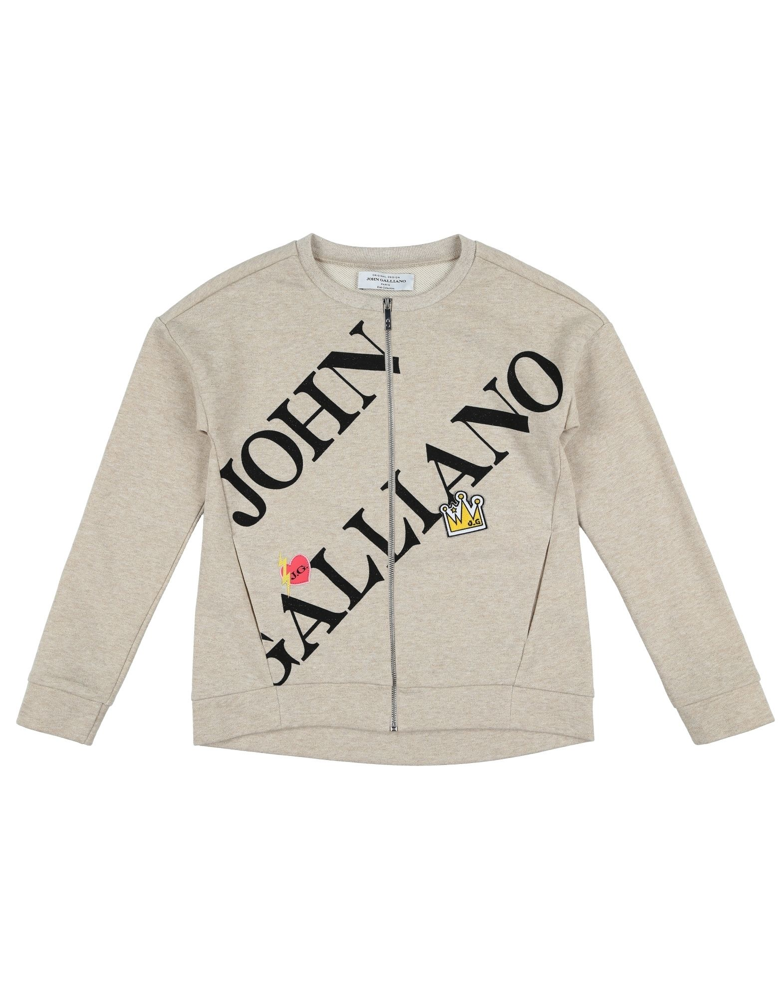 JOHN GALLIANO KIDS Толстовка john galliano kids pубашка