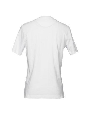 Фото 2 - Женскую футболку ELEVENTY белого цвета