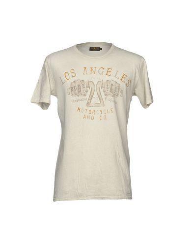 Фото - Женскую футболку RUDERIDERS цвет слоновая кость