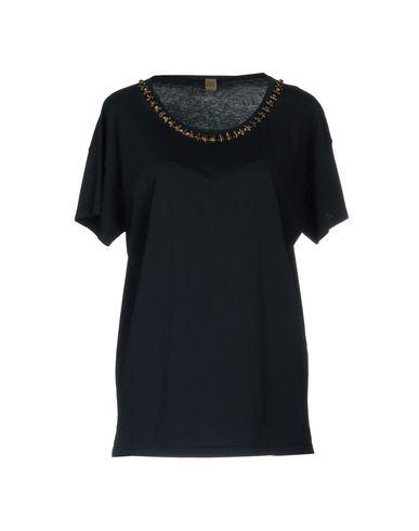 Фото - Женскую футболку JIJIL темно-синего цвета