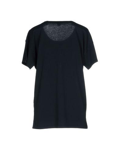 Фото 2 - Женскую футболку JIJIL темно-синего цвета