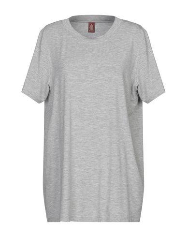 Купить Женскую футболку  серого цвета
