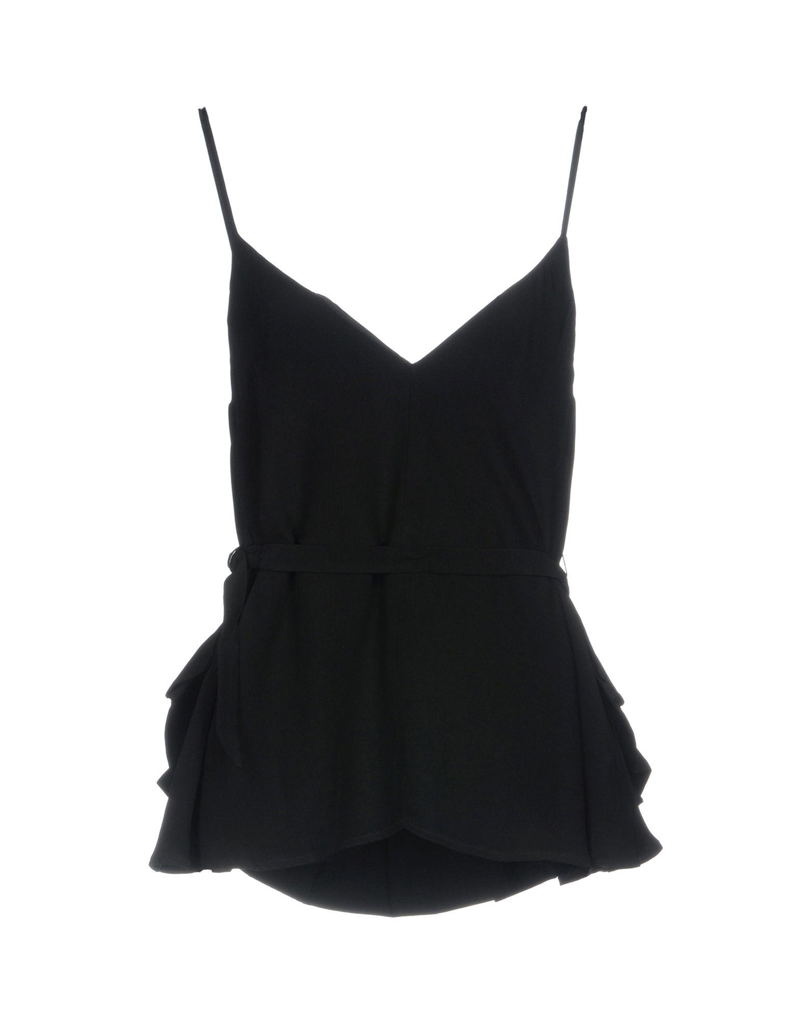 TY-LR Top in Black