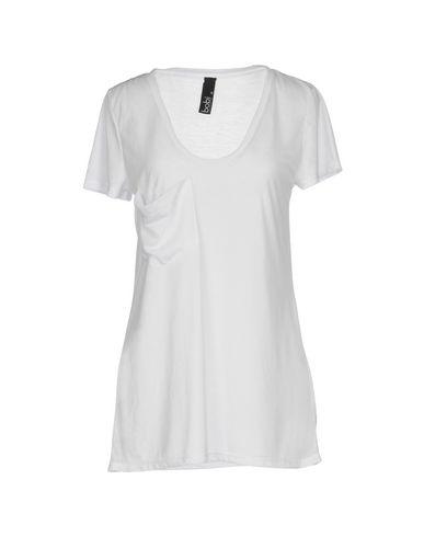 Фото - Женскую футболку BOBI белого цвета