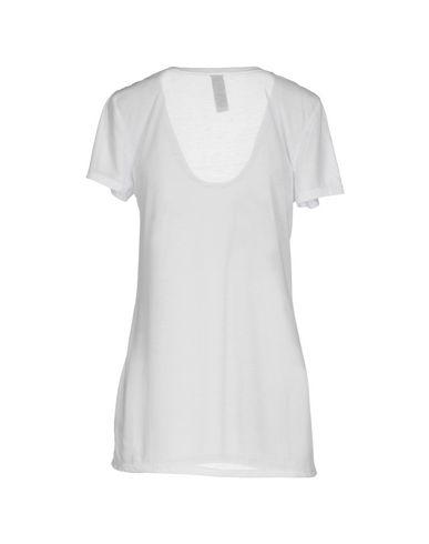 Фото 2 - Женскую футболку BOBI белого цвета