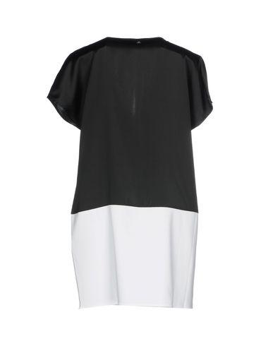 Фото 2 - Женскую футболку TWINSET белого цвета