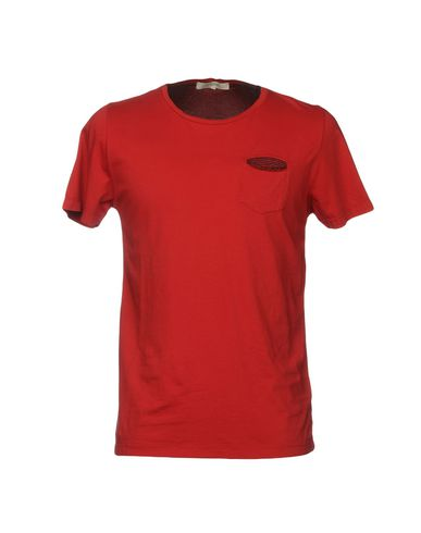 Фото - Женскую футболку DIKTAT красного цвета