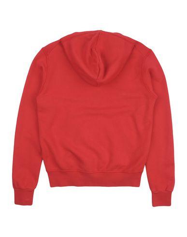 DSQUARED2 Jungen Sweatshirt Rot Größe 10 100% Baumwolle