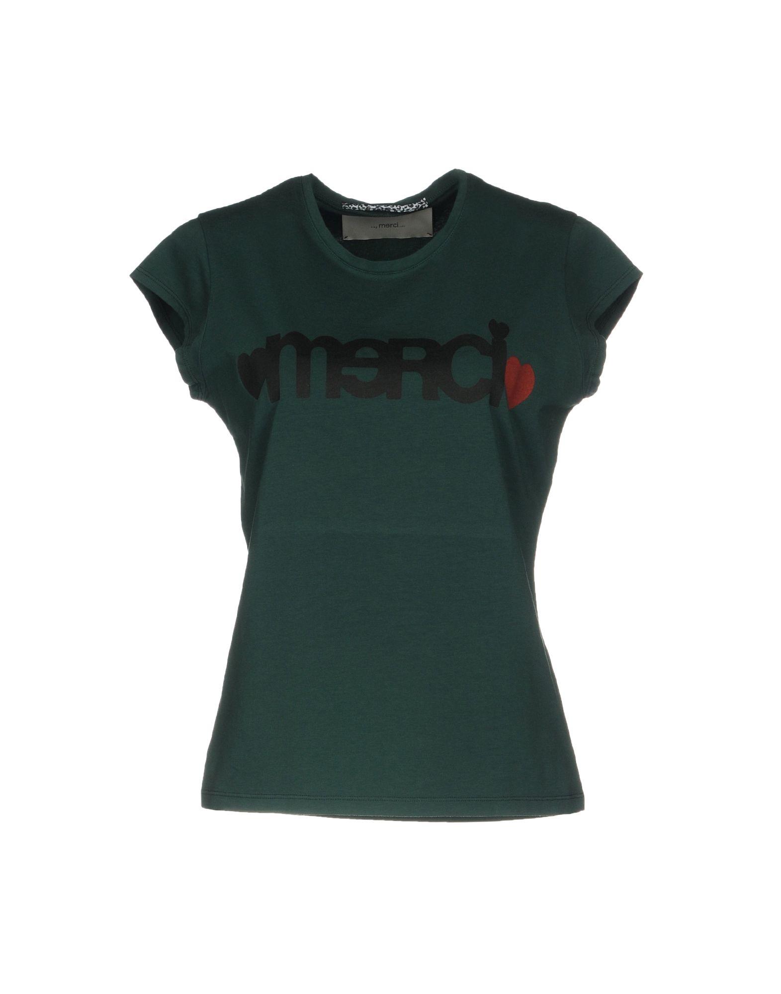 ..,MERCI Футболка merci футболка