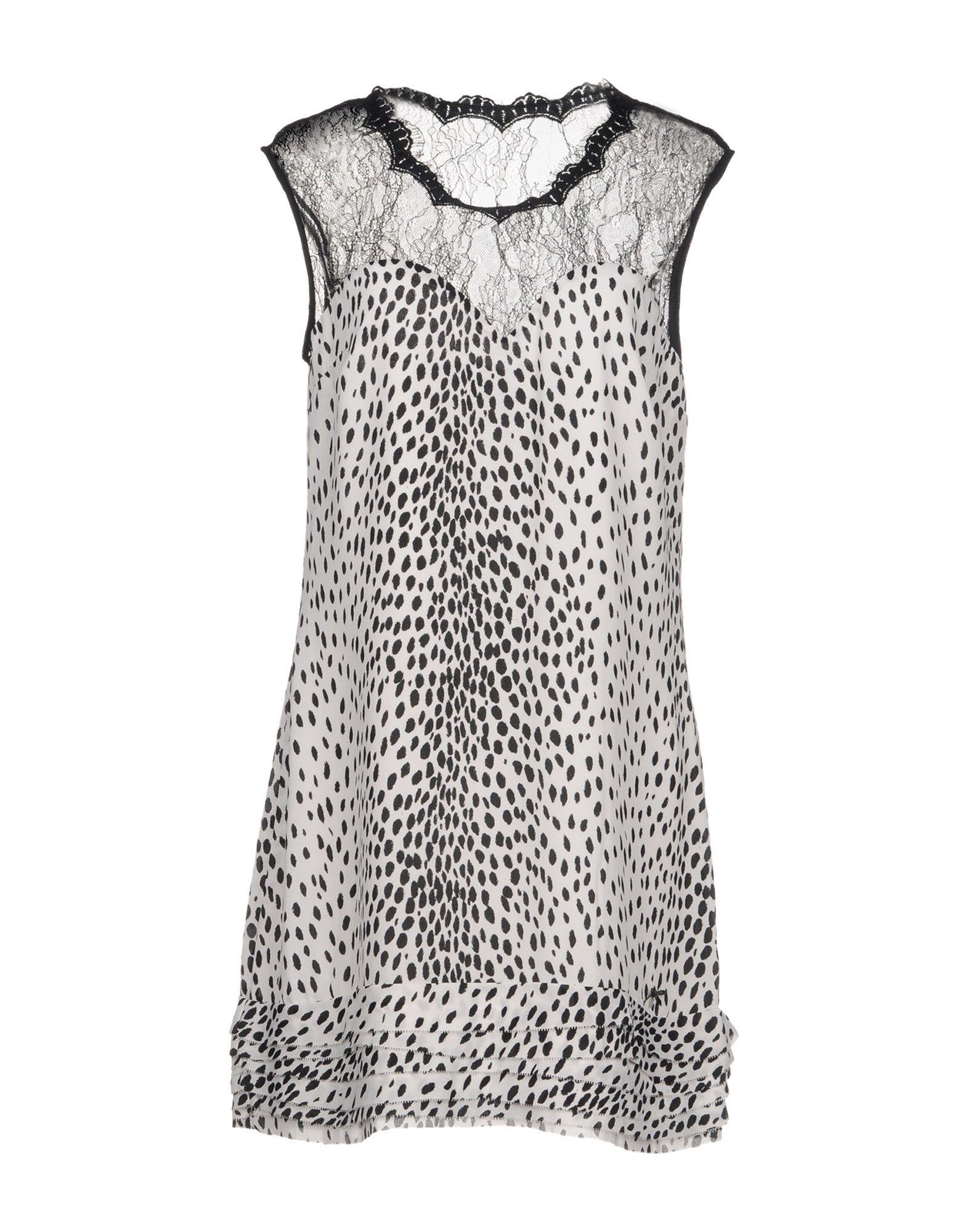 GUESS Короткое платье guess короткое платье