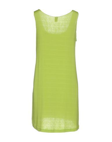 Фото 2 - Топ без рукавов от JIJIL светло-зеленого цвета
