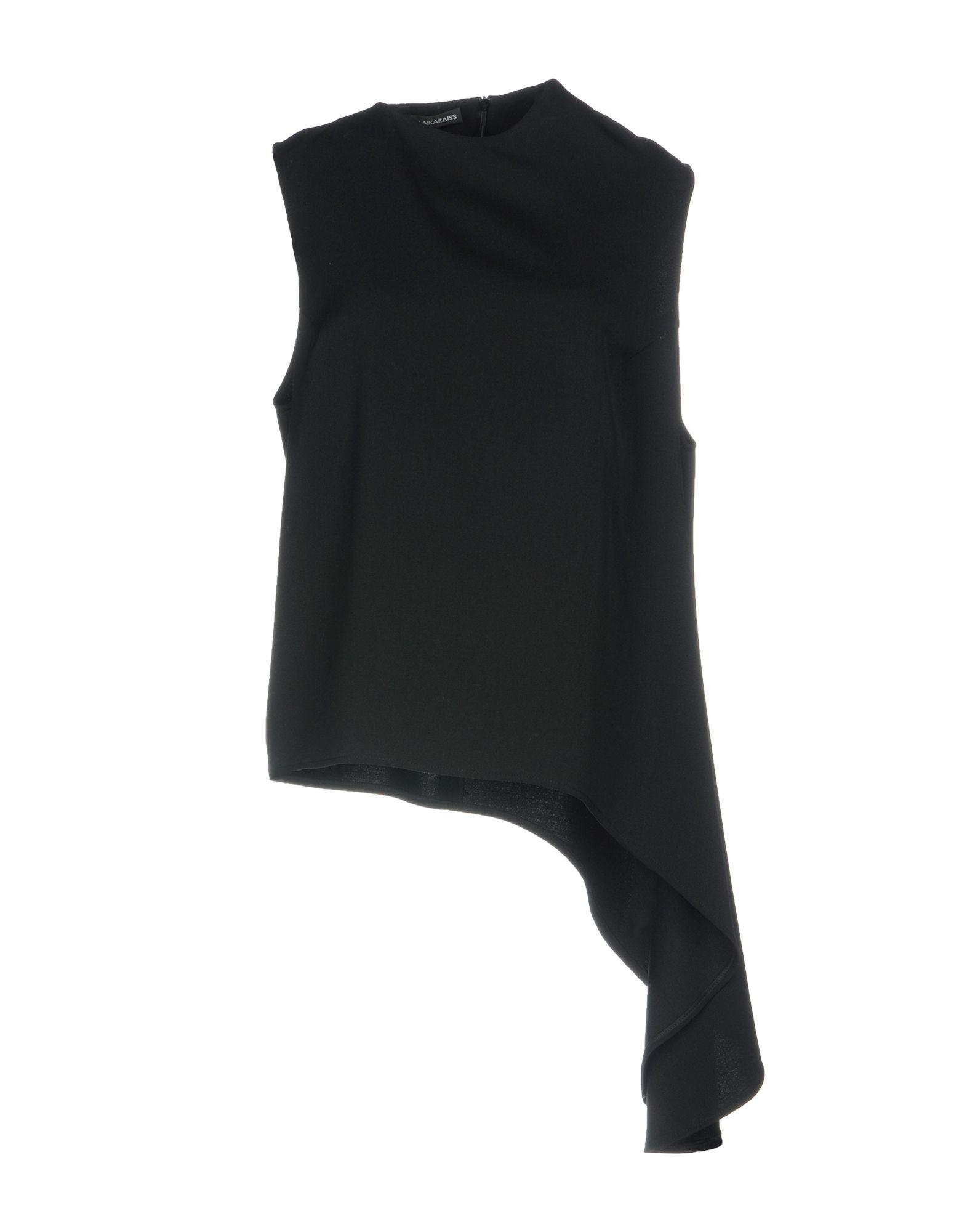 MALAIKA RAISS Top in Black
