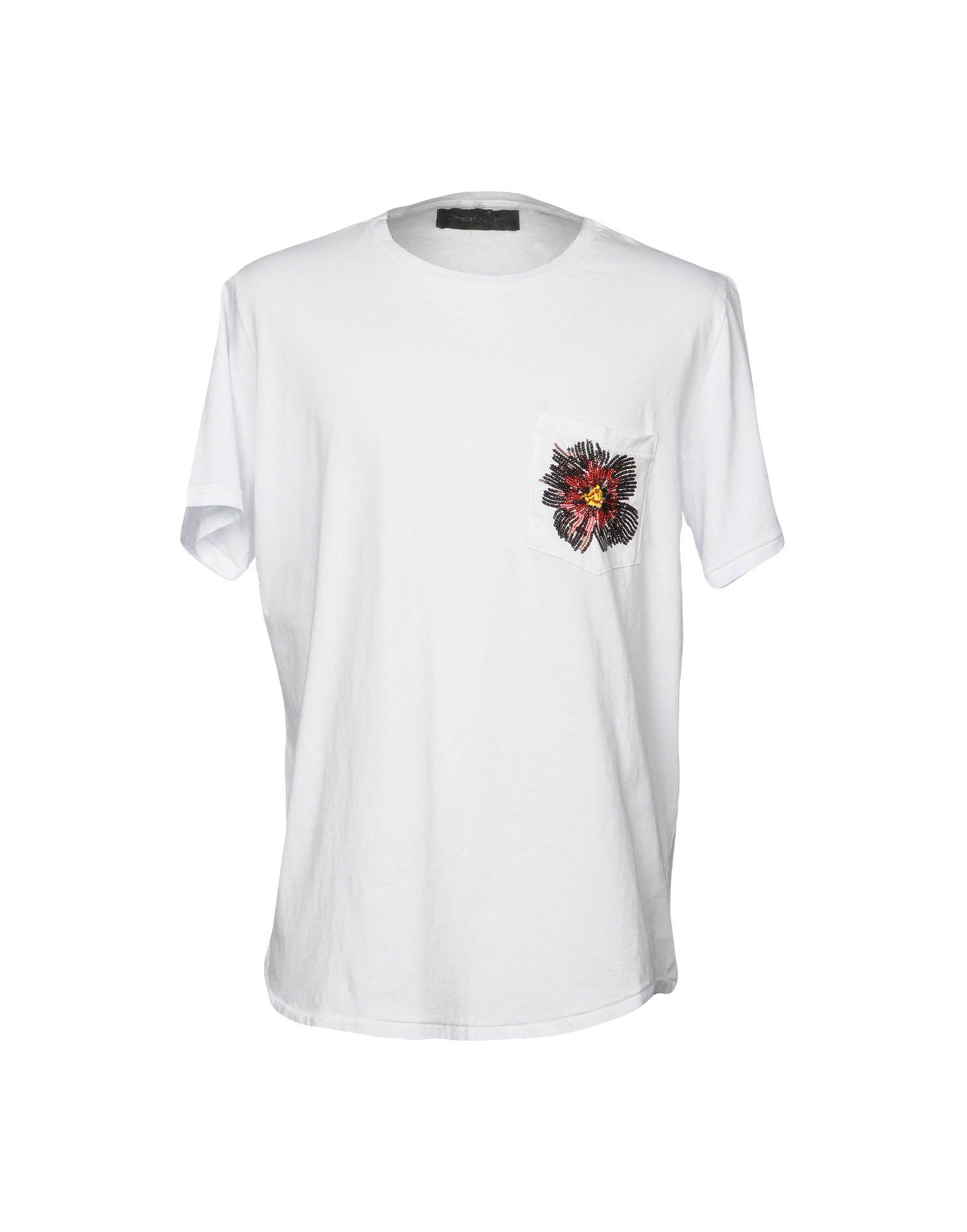 CHRISTIAN PELLIZZARI Футболка футболка christian audigier экзотическая птица