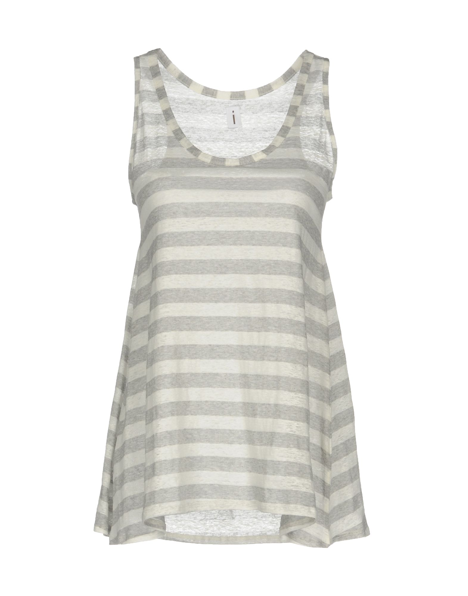 ISABELLA CLEMENTINI Tank tops