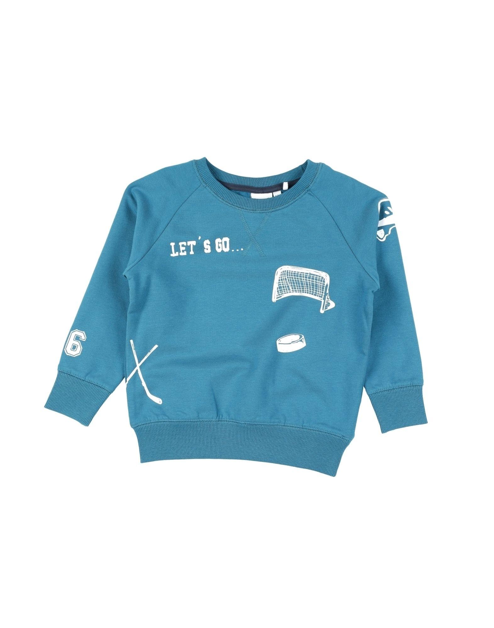 NAME IT® Jungen 3-8 jahre Sweatshirt2 blau