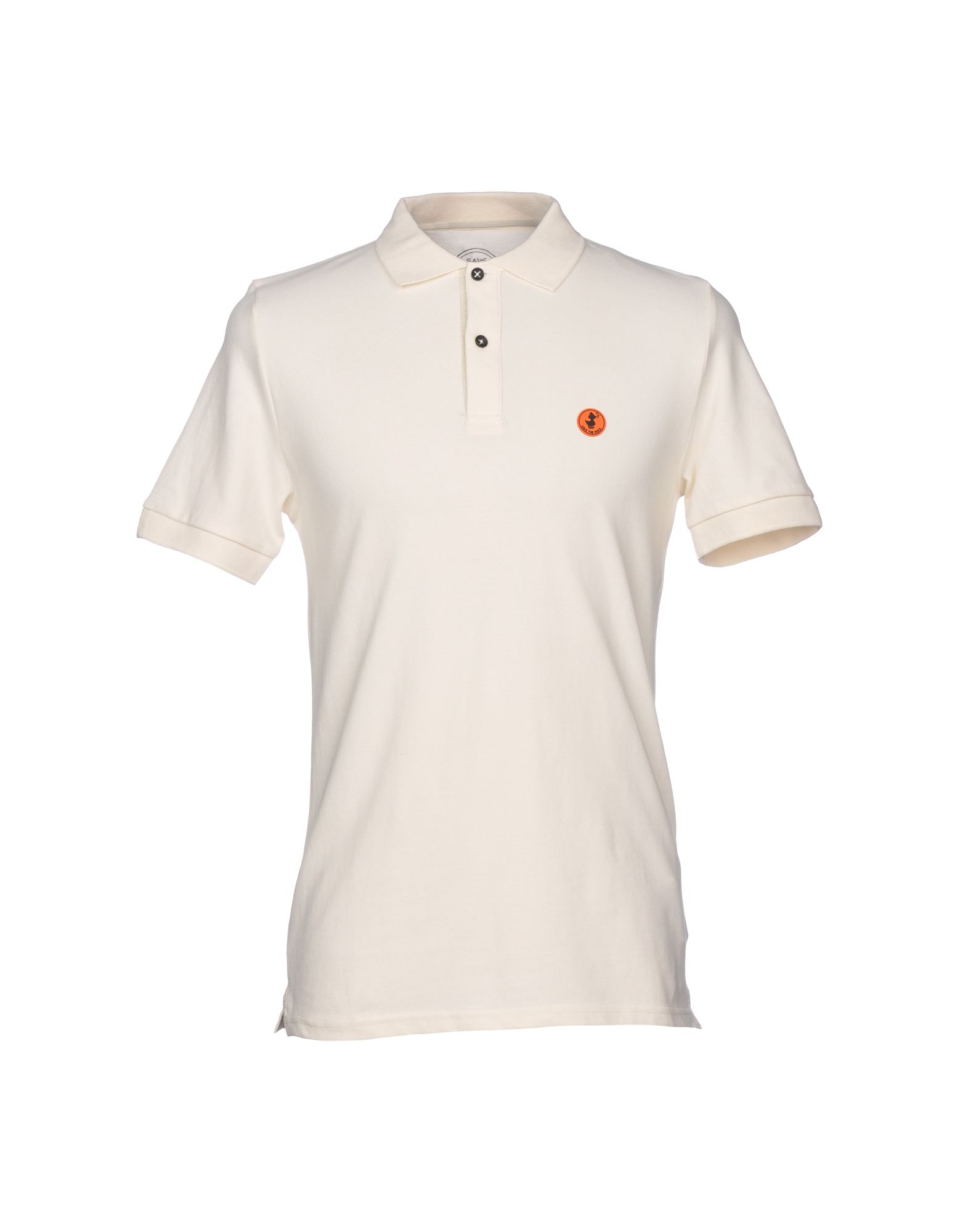 Save The Duck Polo Shirts In Beige Modesens