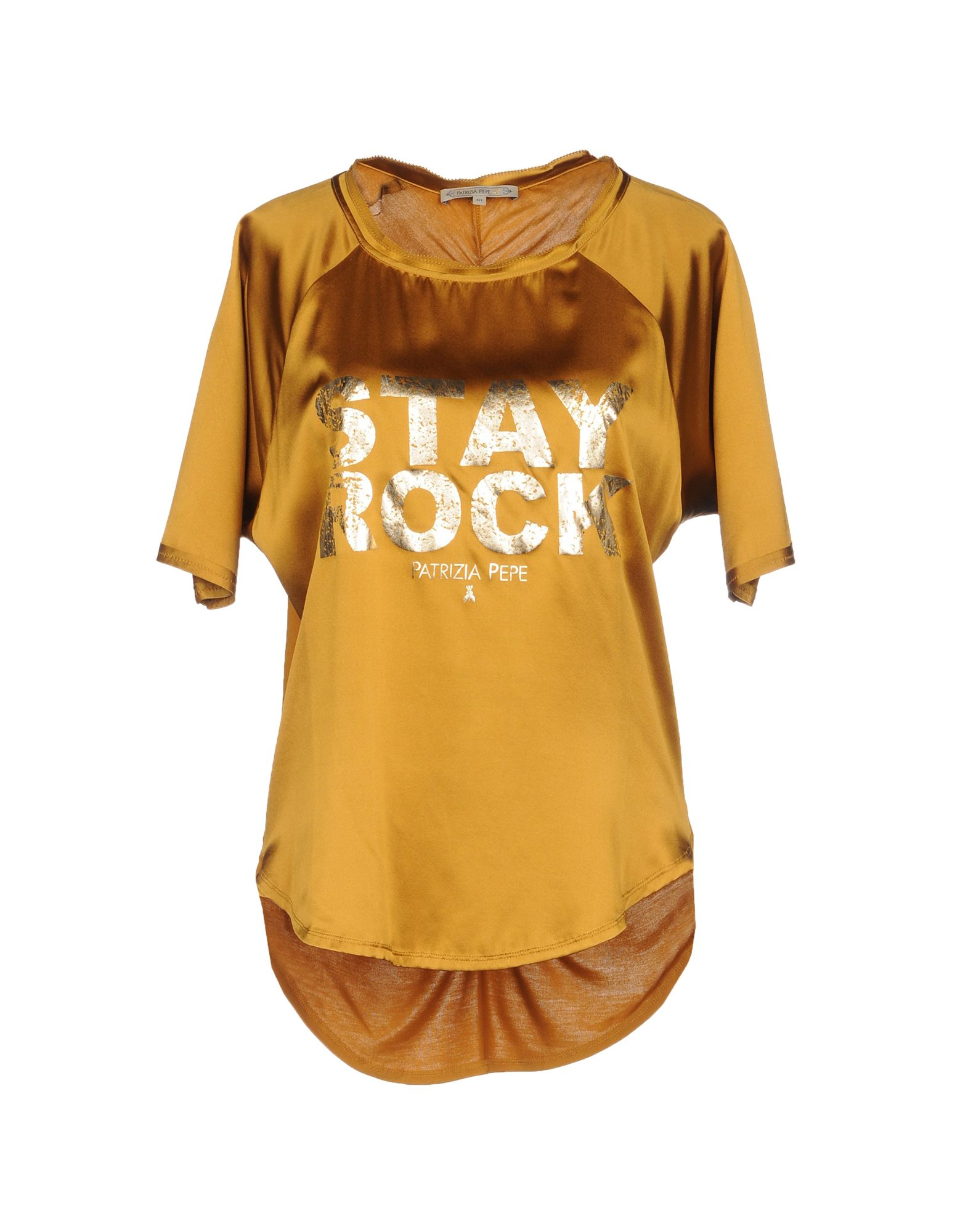 PATRIZIA PEPE Блузка блузка quelle patrizia dini 142631