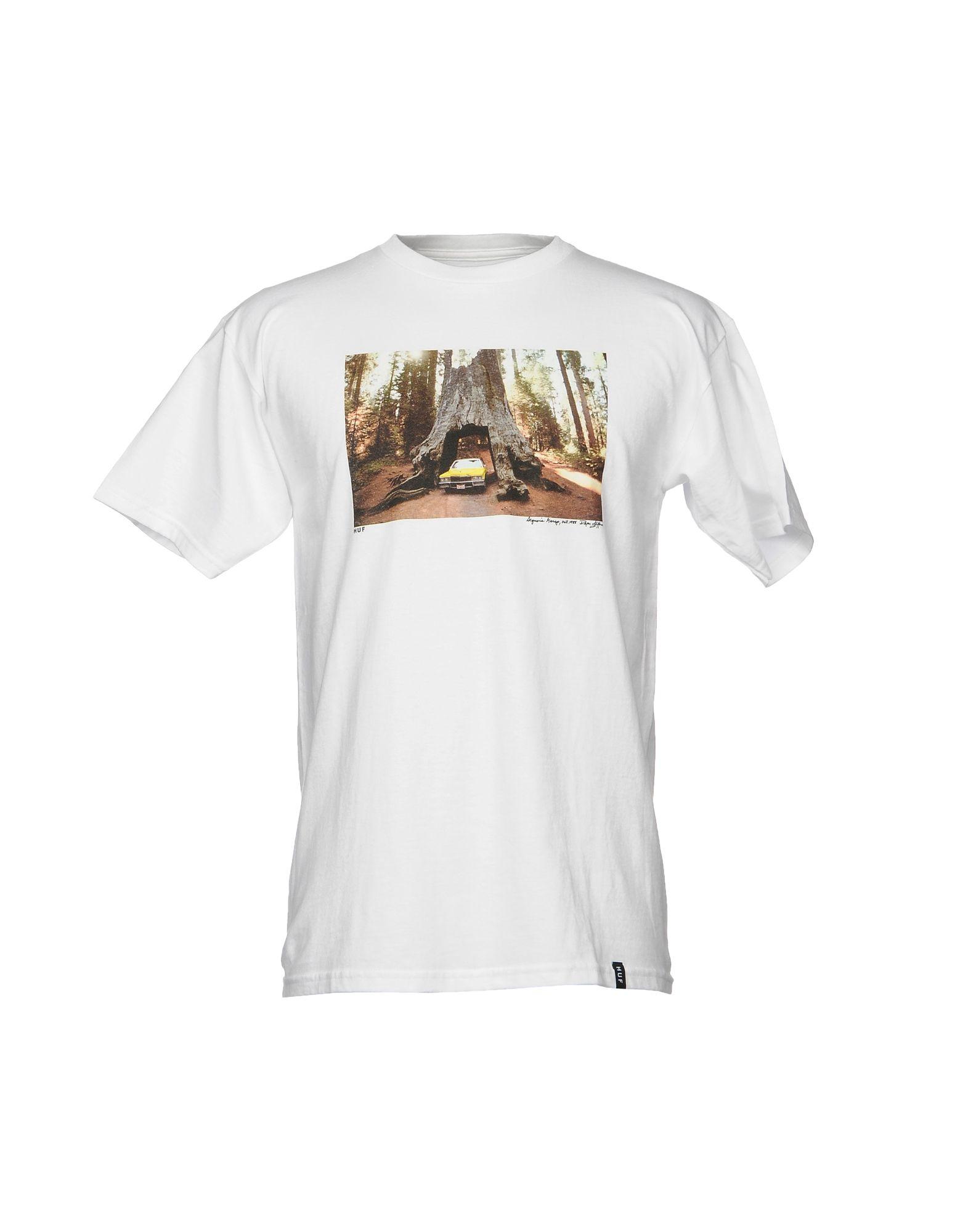 HUF Футболка футболка huf classic h pocket tee white