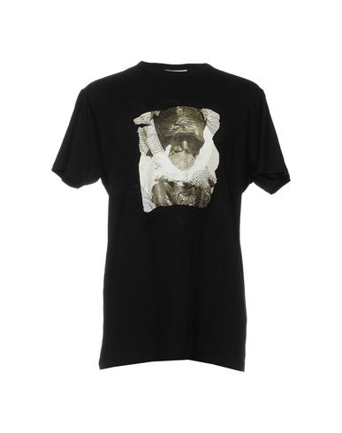 Фото - Женскую футболку LES BENJAMINS черного цвета