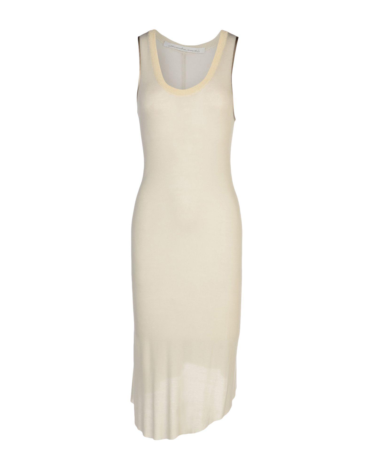ALESSANDRA MARCHI Платье до колена alessandra marchi короткое платье