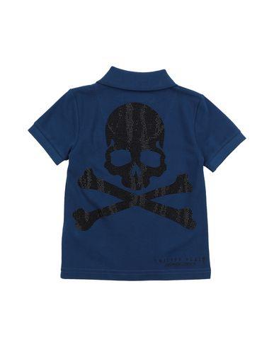 Фото 2 - Футболку или поло для мальчика  темно-синего цвета