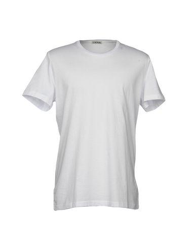 Купить Женскую футболку LOW BRAND белого цвета