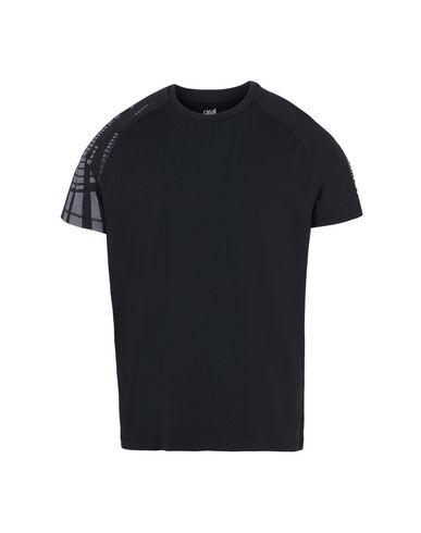 Купить Женскую футболку CASALL черного цвета
