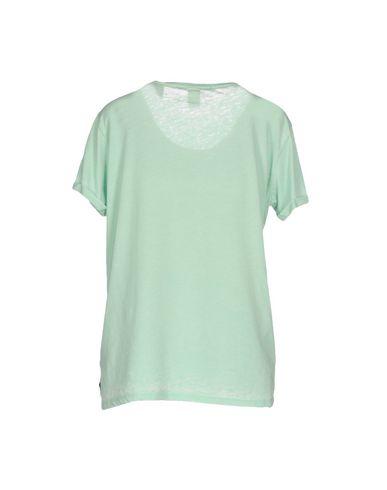 Фото 2 - Женскую футболку  светло-зеленого цвета