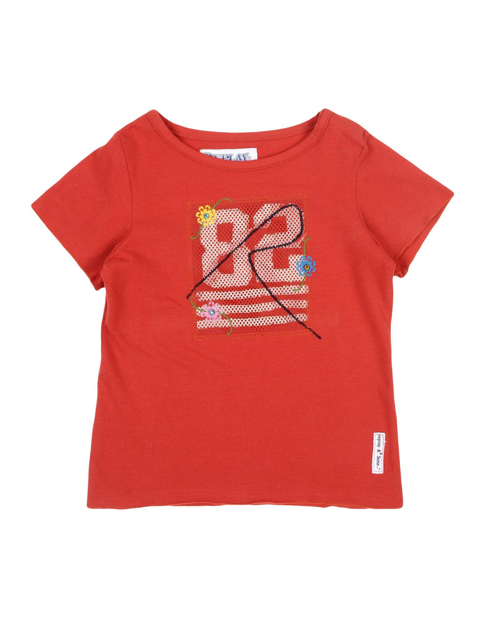 REPLAY & SONS BABY Футболка футболка replay 121xw3291 xw3291