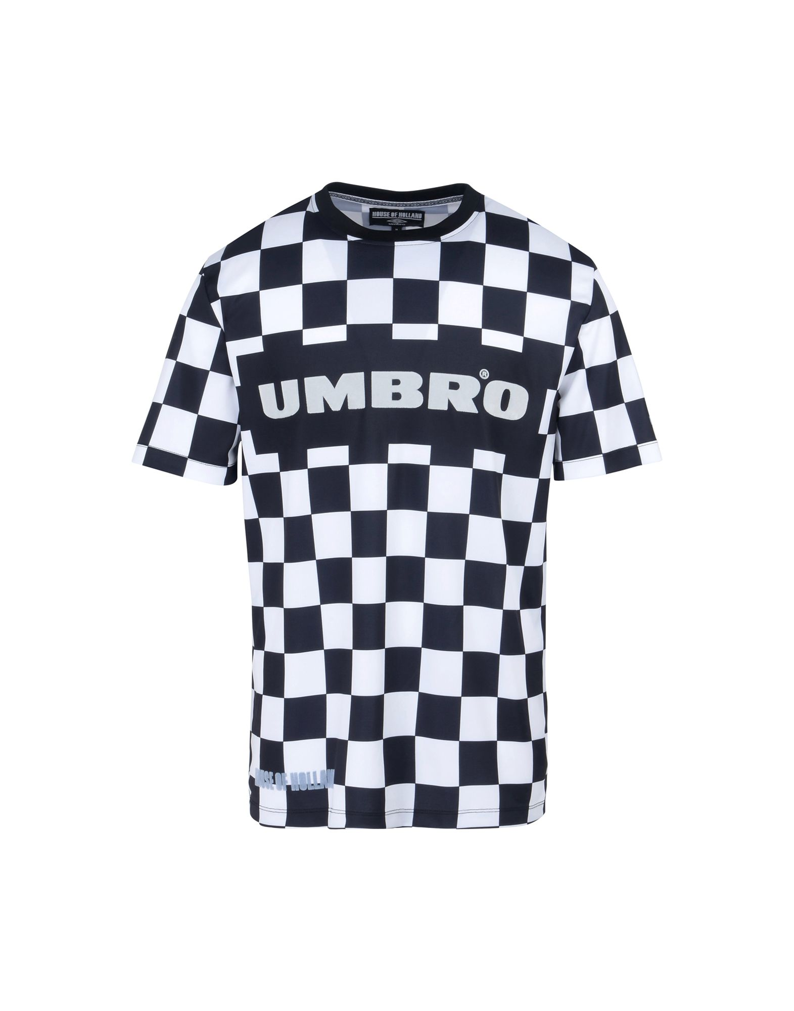 UMBRO x HOUSE OF HOLLAND Футболка [zob] guarantee new original authentic omron omron photoelectric switch e3s cl1 2m