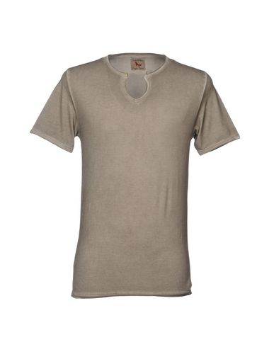 Фото - Женскую футболку GRAN SASSO цвета хаки