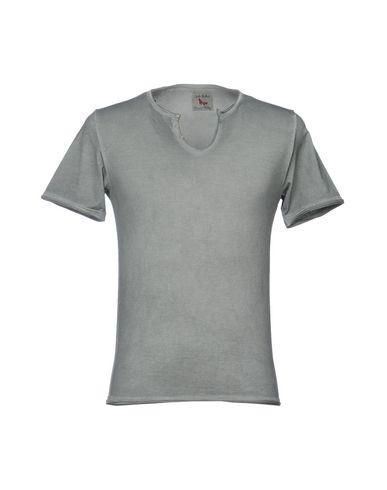 Фото - Женскую футболку GRAN SASSO серого цвета