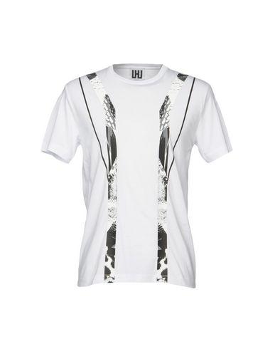 Фото - Женскую футболку URBAN LES HOMMES белого цвета