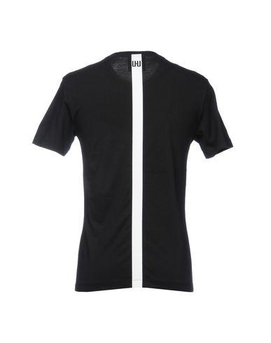 Фото 2 - Женскую футболку URBAN LES HOMMES черного цвета