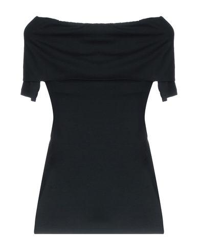 Фото 2 - Женскую футболку SNOBBY SHEEP темно-синего цвета