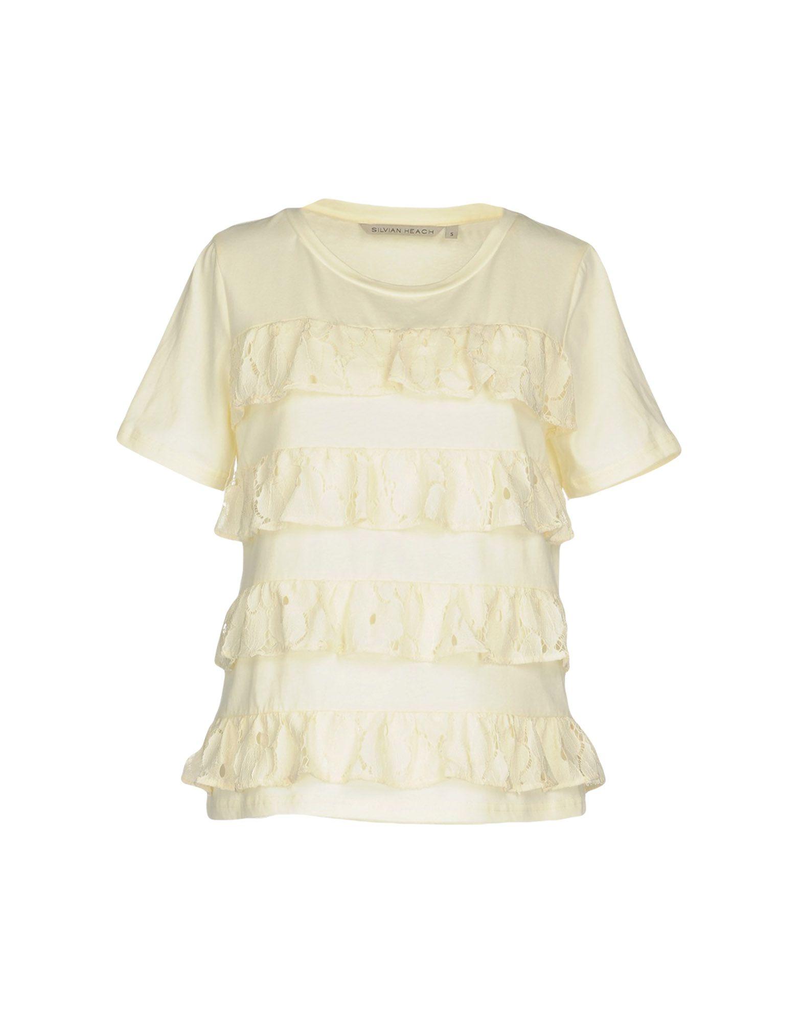 SILVIAN HEACH Футболка блуза silvian heach блуза