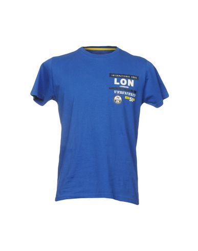 Фото - Женскую футболку  синего цвета