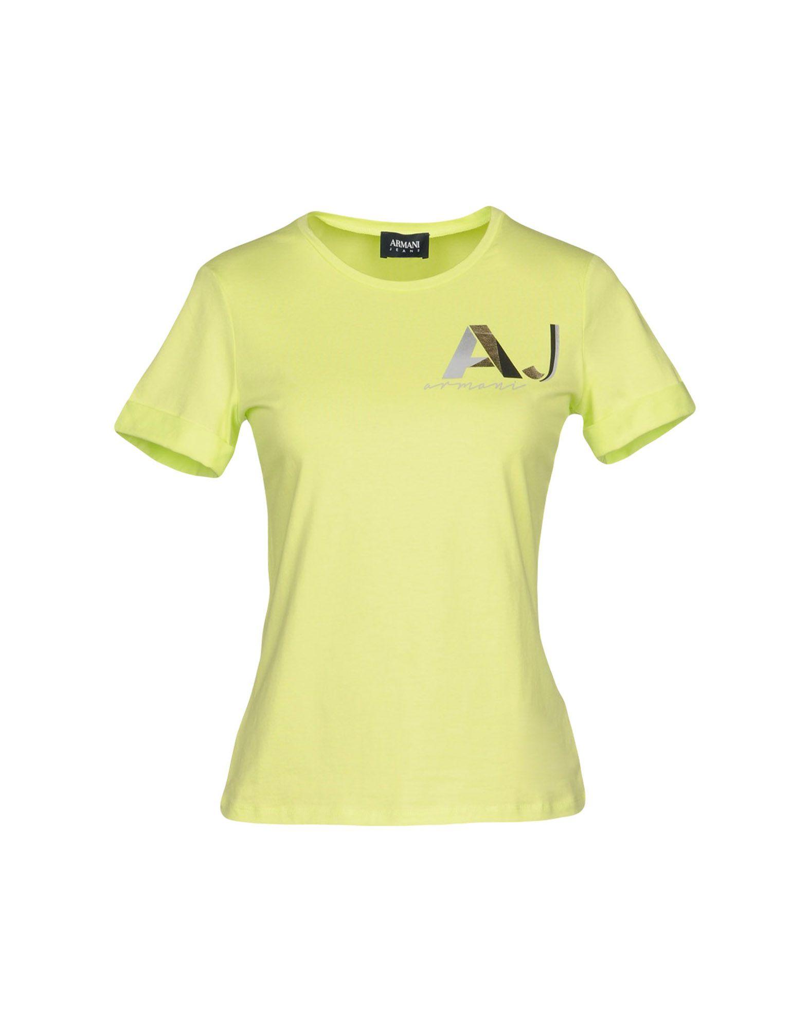 ARMANI JEANS Футболка футболка armani jeans armani jeans ar411ewtya86