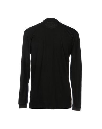 Фото 2 - Женскую футболку MSGM черного цвета