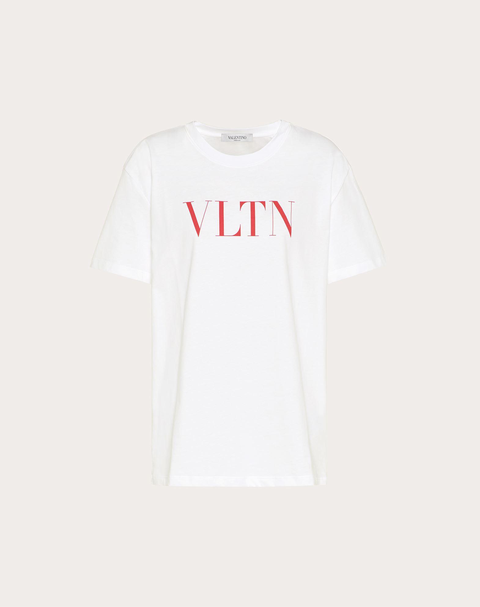 Bedrucktes T-Shirt VLTN