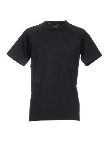 Купить Женскую футболку  темно-синего цвета