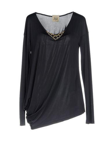 Фото - Женскую блузку JIJIL темно-синего цвета